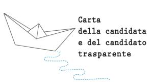 logo carta del candidato trasparente